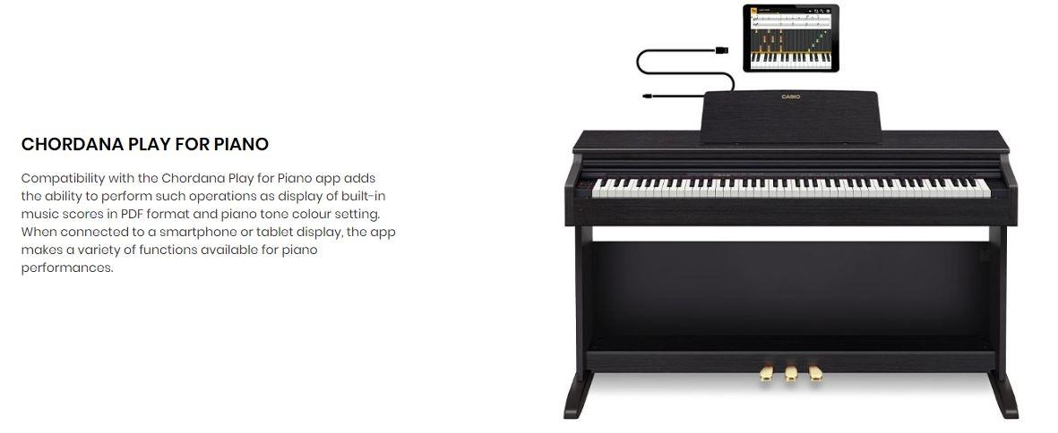 Casio AP270BK Digital Piano