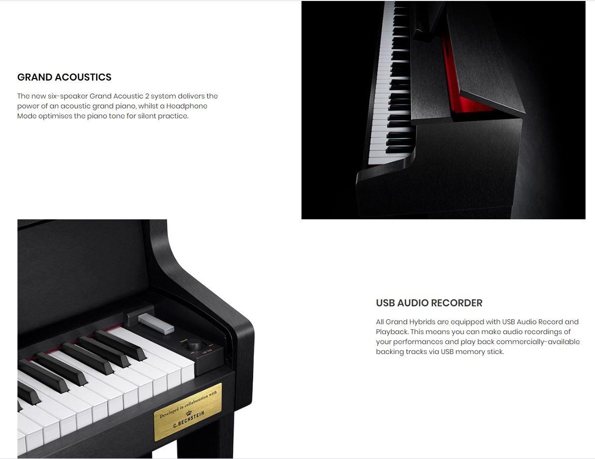 CasioGP310BKGrand Hybrid Piano